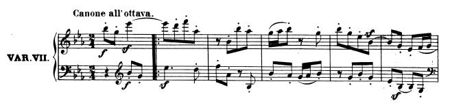 Eroica score Var 5